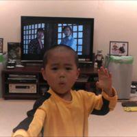 """Ryusei, el nuevo """"mini"""" Bruce Lee japonés de tan solo 5 años"""