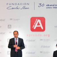 Aprende.org, la plataforma de Fundación Carlos Slim para capacitarse de forma gratuita