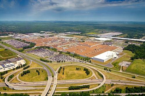 Estuvimos en Smyrna, la planta donde se fabrica el Nissan LEAF
