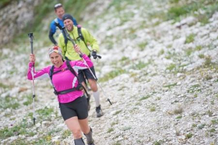 Correr por la montaña, una buena opción quemagrasa