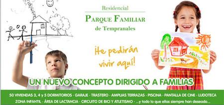 Se ha presentado Parque Familiar: nuevo concepto de urbanización adaptado a las necesidades de las familias