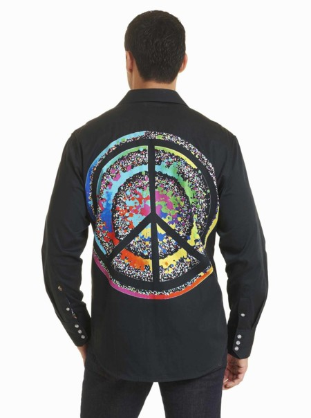 Robert Graham Ringo Starr Tee Shirt Collection