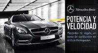 Gana un curso conducción de seguridad Active Safety Experience con el concurso Mercedes en el Club Motorpasión