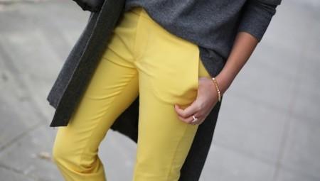 we wore what amarillo gris