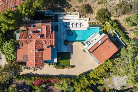 Rihanna Casa Alquiler Hollywood Hills 03
