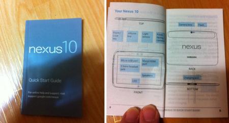 Nuevas filtraciones apuntan al lanzamiento de un Google Nexus 10 y un Nexus 7 3G