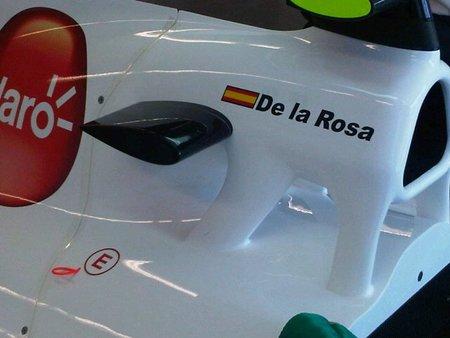 GP de Canadá F1 2011: Pedro Martínez de la Rosa sale en la FP2 y podría disputar lo que queda de fin de semana