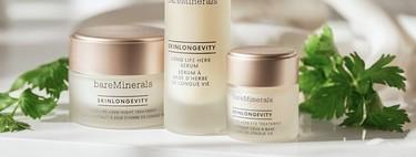 bareMinerals presenta su primera gama de tratamiento del cuidado de la piel vegana formulada con extracto de Hierba de Longevidad originaria de Japón