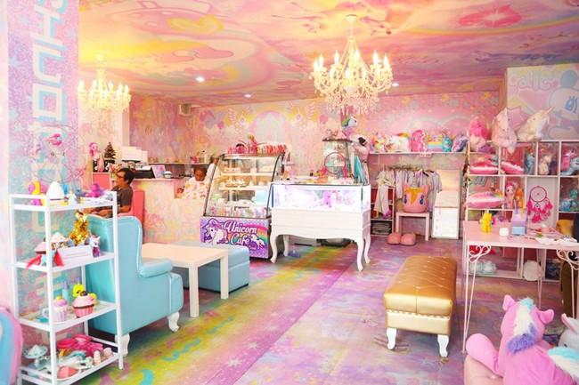 La cafetería ideal para los fans de My Little Pony está en Bangkok