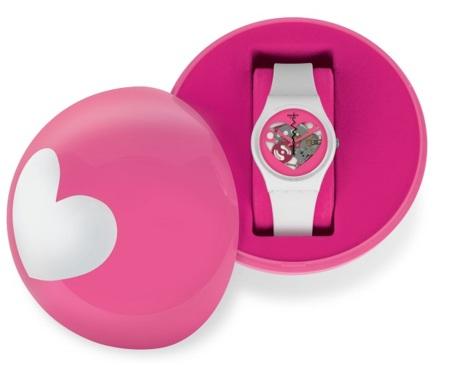 San Valentín: el reloj de Swatch