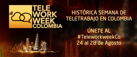 TeleWorkWeek Colombia hará su debut este 24 de agosto