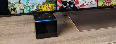 """Centro multimedia y altavoz """"inteligente"""" a la vez: el Fire TV Cube con Alexa baja hasta los 76,77 euros en Amazon"""