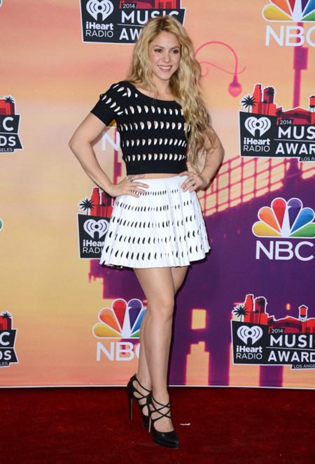 Look de la semana del 28 de abril al 4 de mayo 2014 Shakira Alaïa