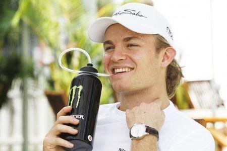 Nico Rosberg: Schumacher mejorará