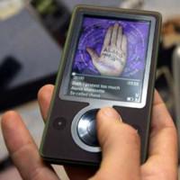 Zune de 120 GB en camino al tiempo que nuevos iPods