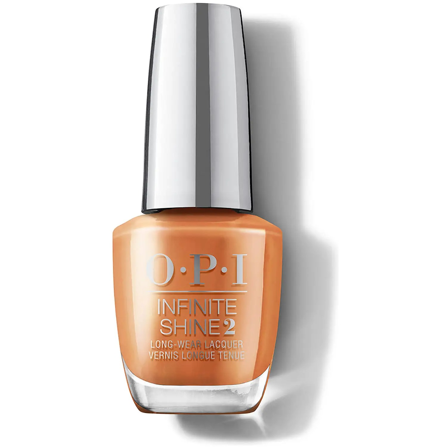 OPI Nail Polish Muse of Milan Collection Infinite Shine Long Wear System - Have Your Panettone and Eat it Too
