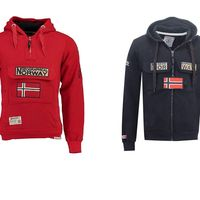 Ofertas con stock limitado en sudaderas Geographical Norway: oportunidades desde 27,30 euros en Amazon
