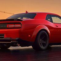 Dodge tuvo que aceptar que los autos eléctricos pueden ser más rápidos que el Challenger Demon