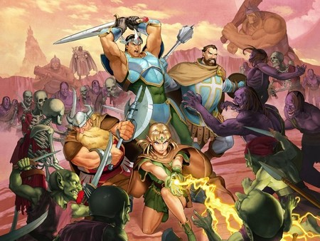 'Dungeons & Dragons: Chronicles of Mystara': análisis