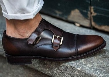 ¿Pensábais que era una moda pasajera? Los zapatos MonkStrap llegaron para quedarse