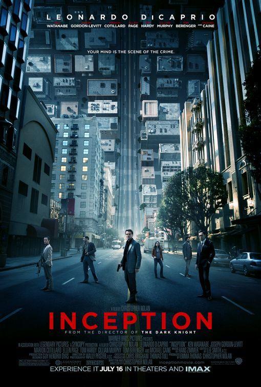 Foto de 'Origen' ('Inception'), carteles de lo nuevo de Christopher Nolan (15/15)