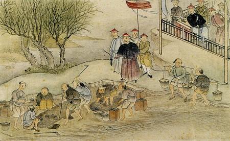El primer cártel de droga data del año 1763 y desencadenó dos guerras