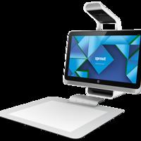 HP Sprout pone un proyector al servicio del ordenador de sobremesa