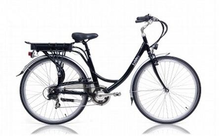 Una bici eléctrica asequible: la Decathlon B'ebike 7