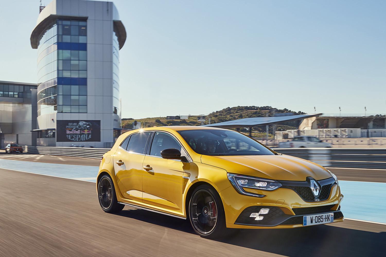 Foto de Renault Mégane R.S. 2018, toma de contacto (20/129)