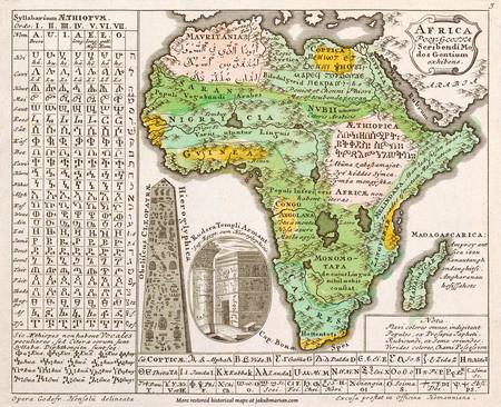 Africa 1741