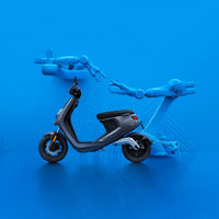 Los scooters eléctricos de Niu quieren cambiar la forma en la que nos movemos por las grandes ciudades