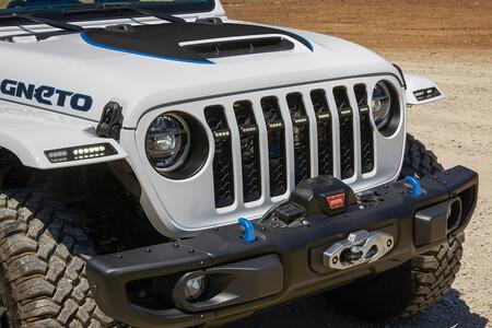 Jeep Magneto Concept, el primer Jeep eléctrico