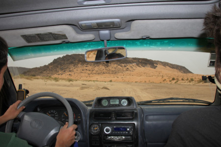 Conducir Desierto En Toyota 4x4