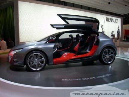 Renault en el Salón de Madrid: aquí falta algo