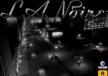 'L.A. Noire', impresionante e innovador, por fin será desvelado el próximo mes