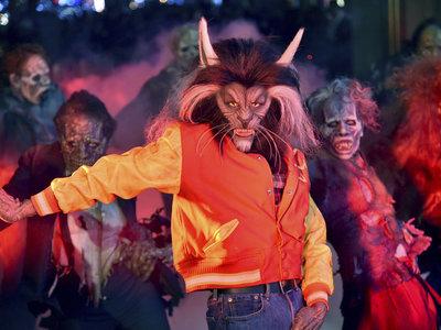 ¡Para no perder detalle! La impresionante transformación de Heidi Klum para Halloween