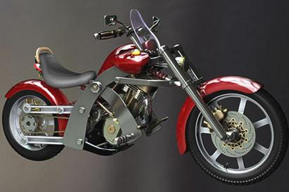 R-Bike moto transformer