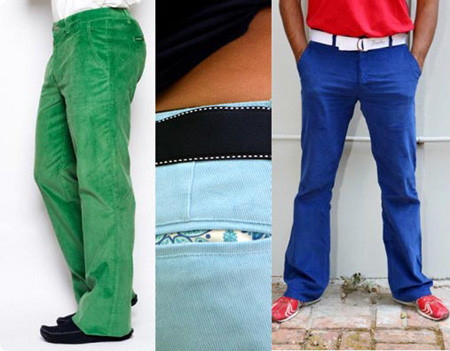 Pantalones Bonobos, adiós jeans