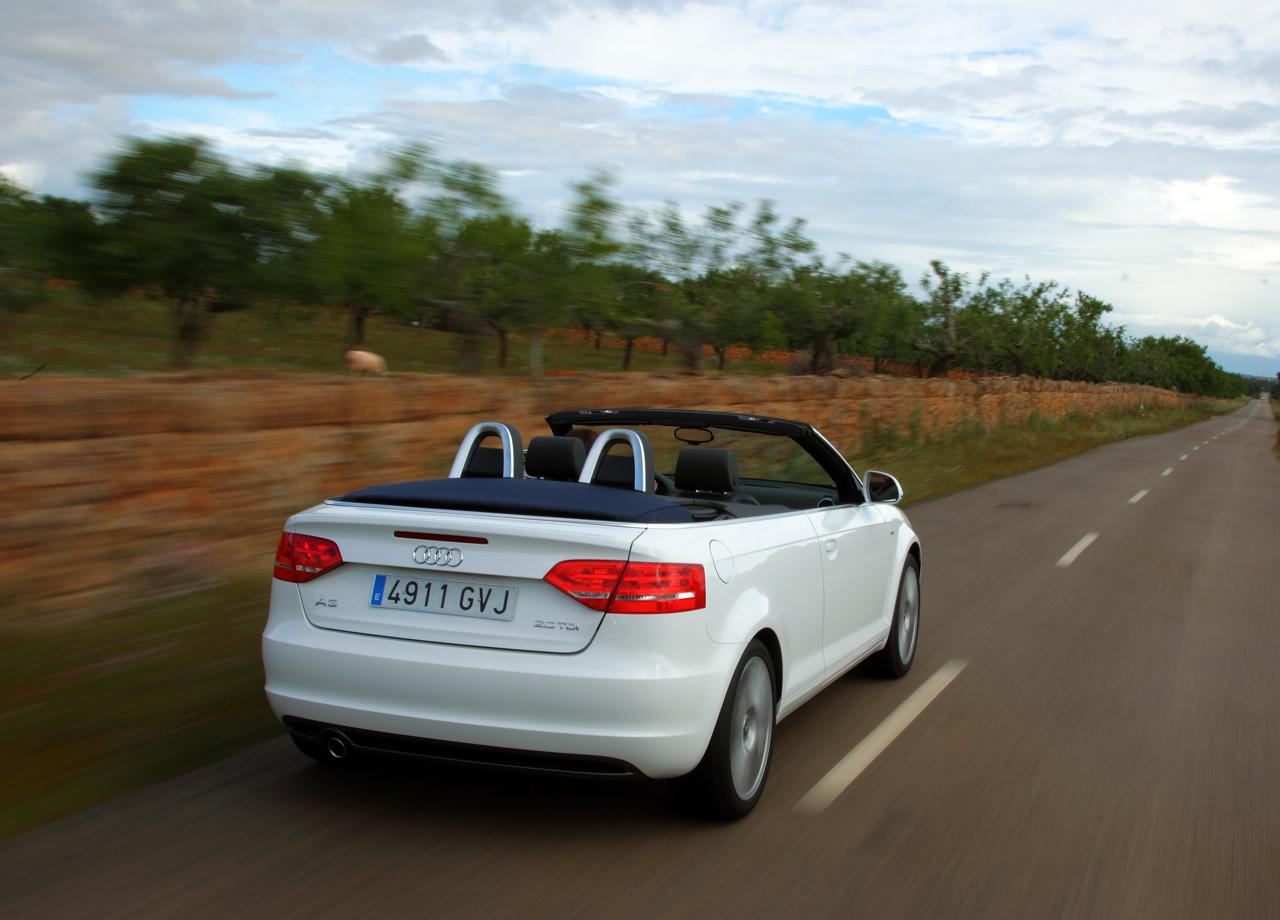 Foto de Audi A3 Cabrio (29/48)