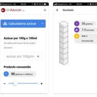 Sinazucar.org estrena app para que puedas contar terrones de azúcar desde tu móvil
