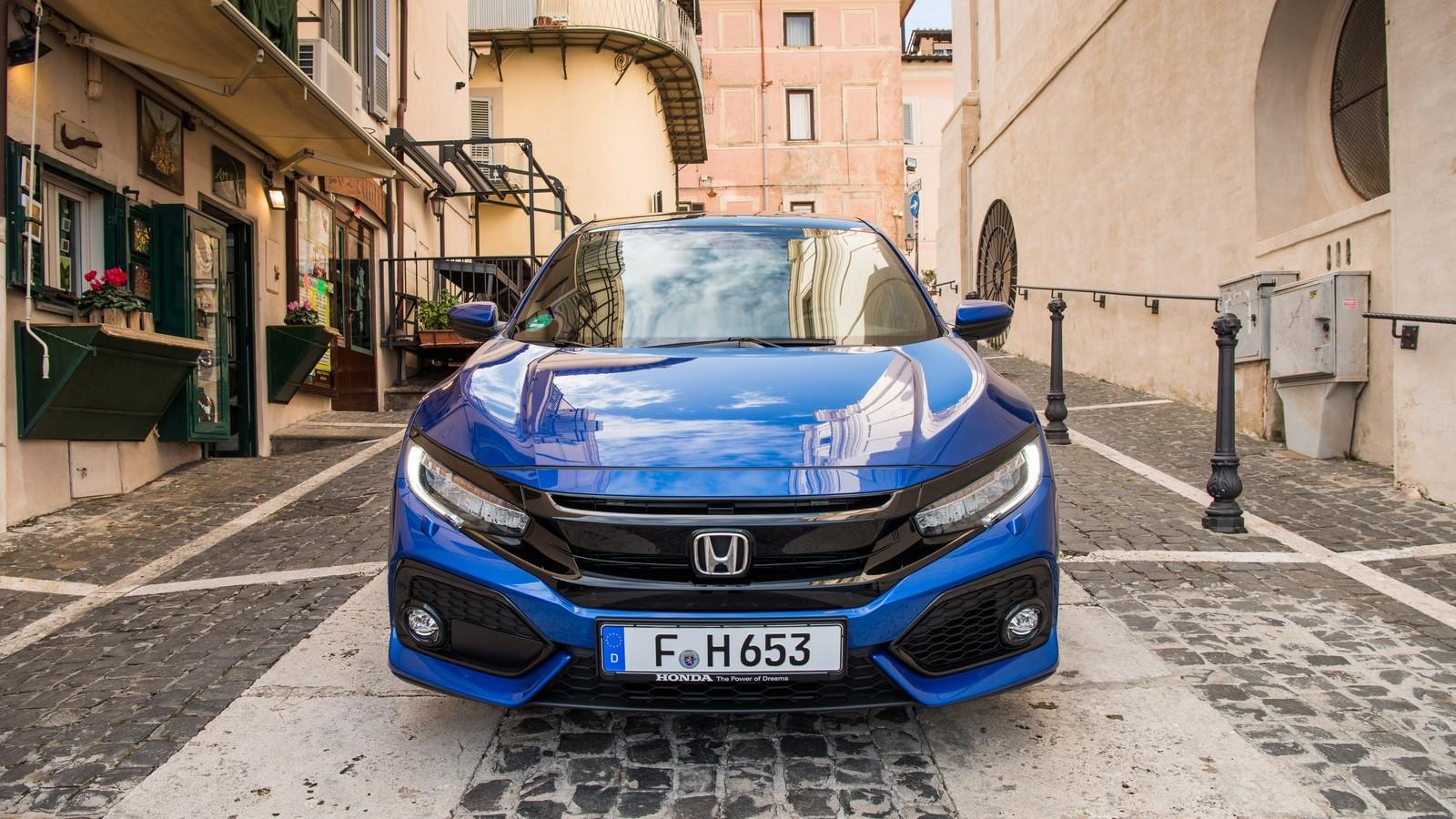 Foto de Honda Civic 5 puertas (9/18)