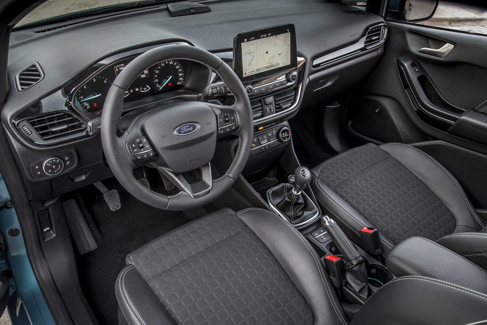 Foto de Ford Fiesta 2017, toma de contacto (81/192)