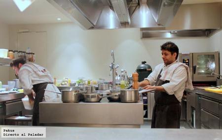 GraanMarkt 13, uno de los mejores restaurantes de Amberes