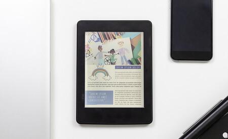 E Ink desvela su nueva tecnología de tinta electrónica a color: colores más vivos y paneles más grandes