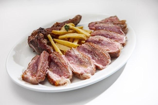Cordero - Restaurante Materia Prima Madrid