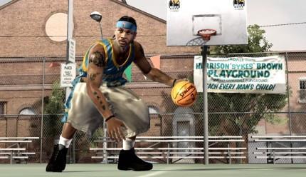 Demo de NBA Street Homecourt disponible en el bazar