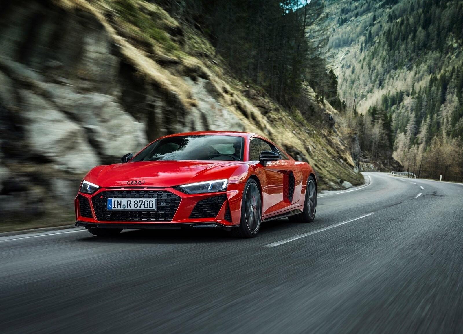 Foto de Audi R8 V10 Performance RWD (4/21)