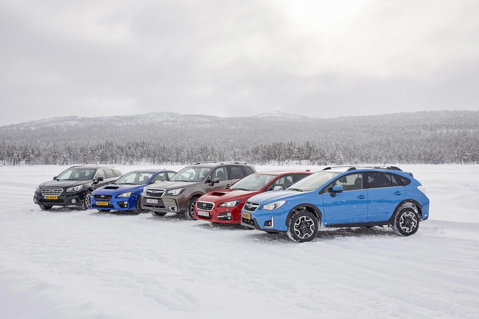 Foto de Subaru Snow Drive 2016 (80/137)