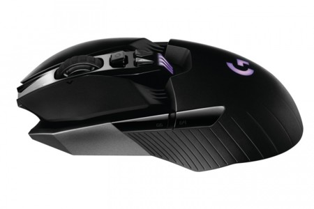 El Logitech G900 Chaos Spectrum es un prometedor ratón inalámbrico para zurdos y diestros