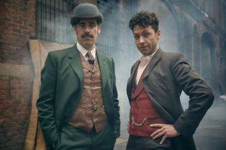 FOX presenta 'Houdini and Doyle', su serie de detectives victoriana